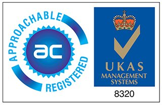 UKAS Approachable Registered