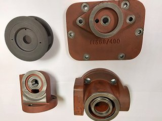 CNC Milling from castings