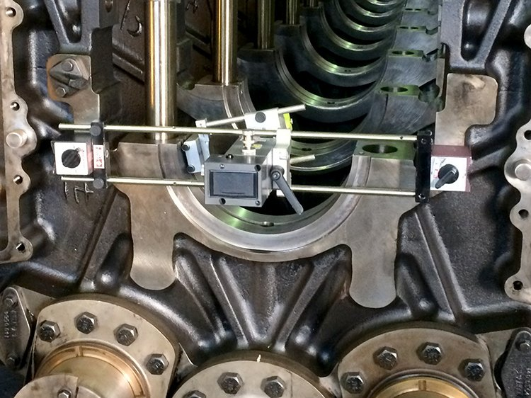 Laser alignment services